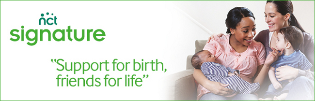 NCT Signature Antenatal - Support for birth, friends for life