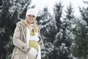 Pregnancy tips for staying healthy in winter