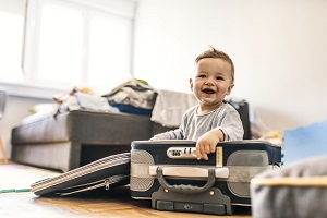 What Do You Need When Traveling With A Toddler