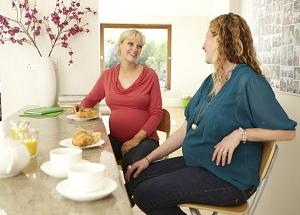 Healthy pregnancy: diet and nutrition | NCT