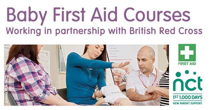 NCT/Red Cross Baby First Aid Course