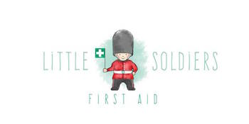 Little soldiers first aid logo