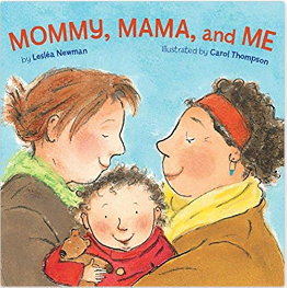 Mommy, mama book