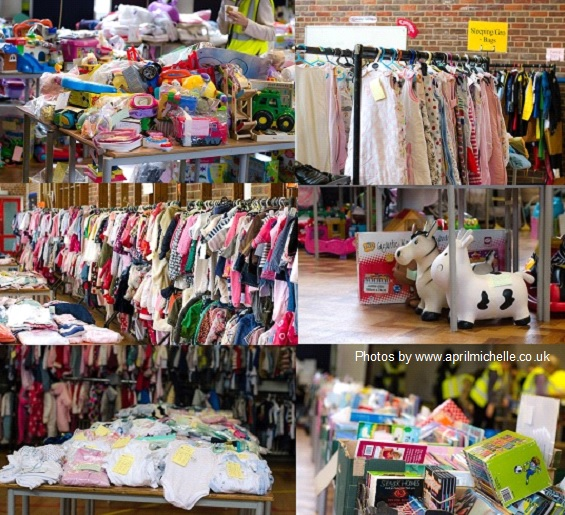 Nearly New Sale - Chelmsford | NCT