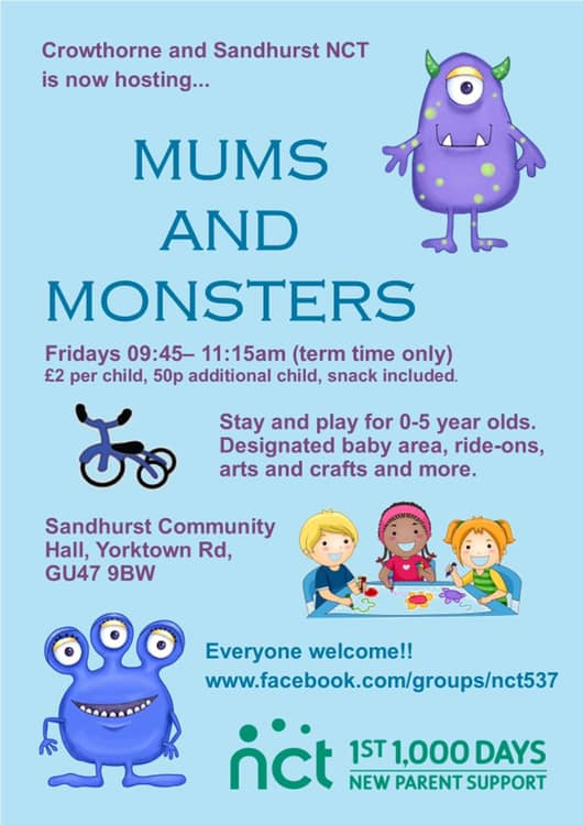 mums and monsters