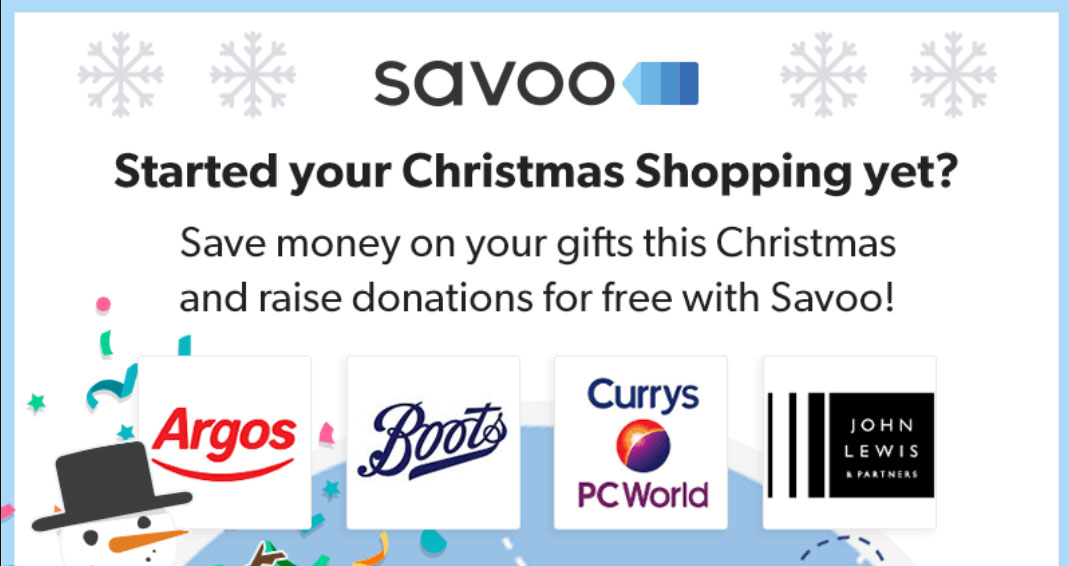 savoo - save money on gifts this christmas