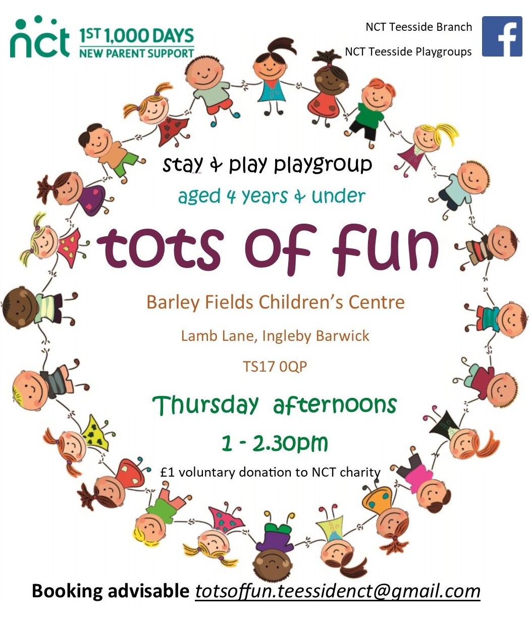 Tots of Fun poster