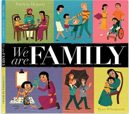 We are family book