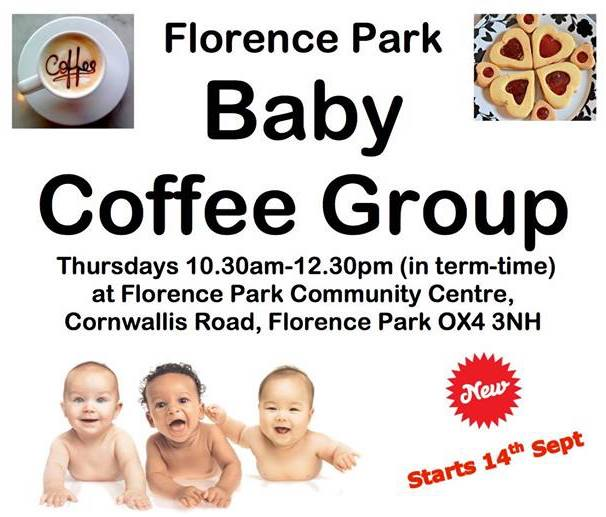 Baby Coffee Group NCT Oxford branch