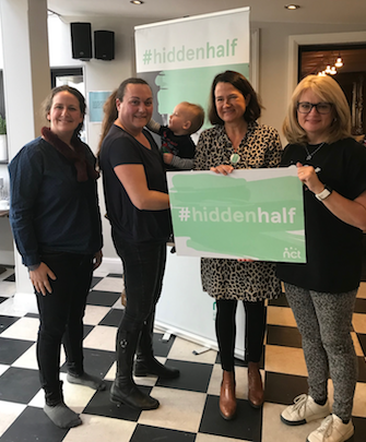 HiddenHalf event 2018 group