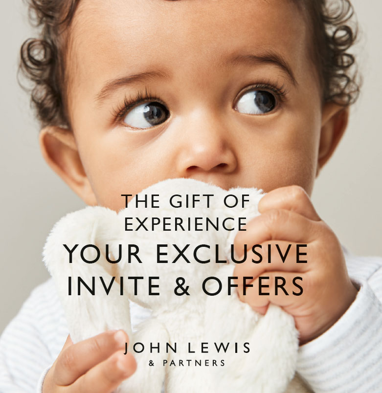 John Lewis & Partners exclusive offers for NCT picture