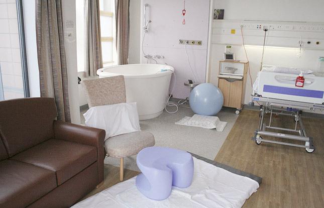 Hospital Birth Nct