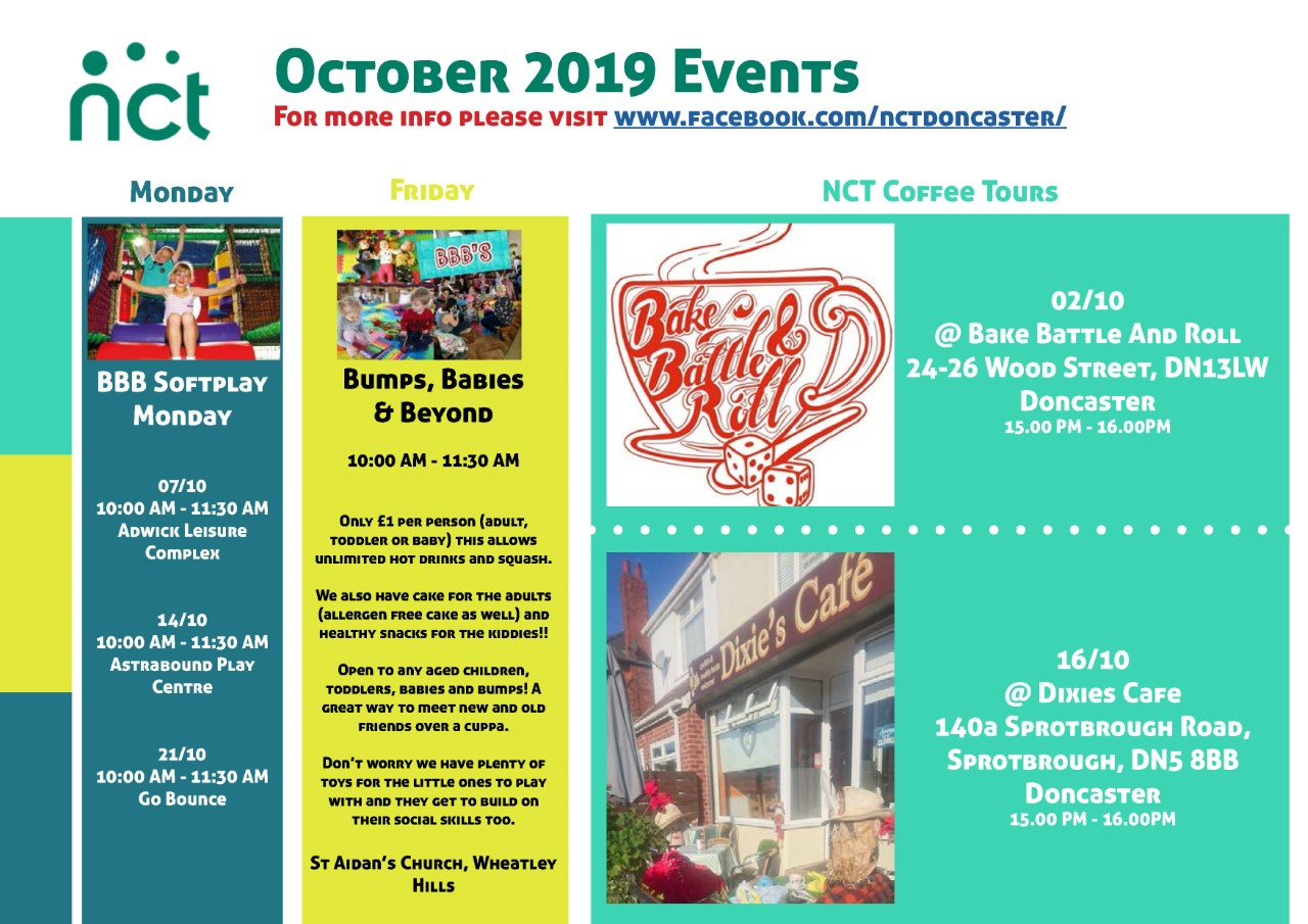 Oct 19 events