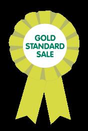 NNS Gold Standard Ribbon