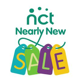 NCT Nearly New Sale logo