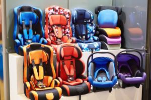 different car seats