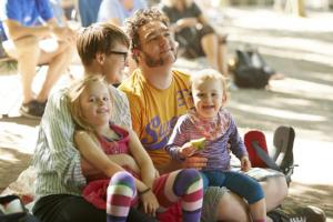 10 tips to survive festivals with kids in tow