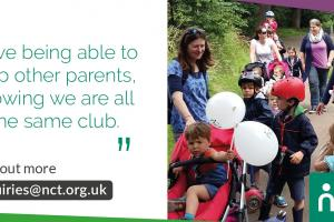 support for other parents - we are in the same club