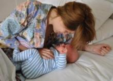 co sleeping picture