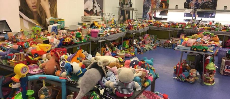 NCT Ashford Toy and Equipment Sale