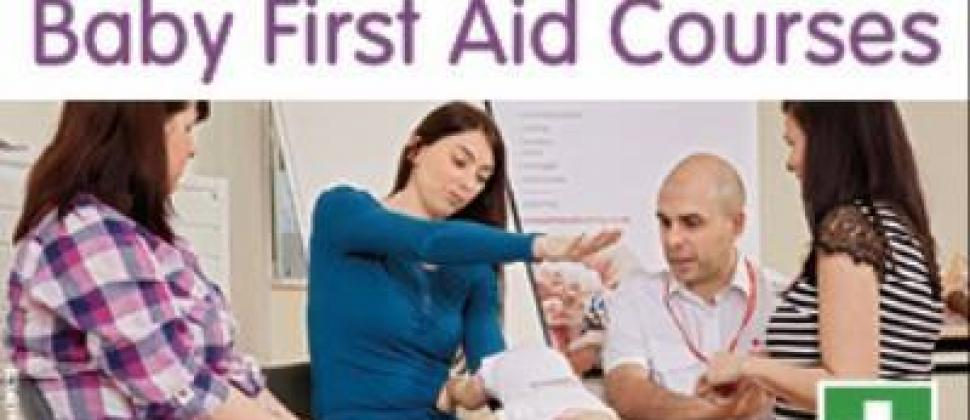 NCT Baby First Aid Courses