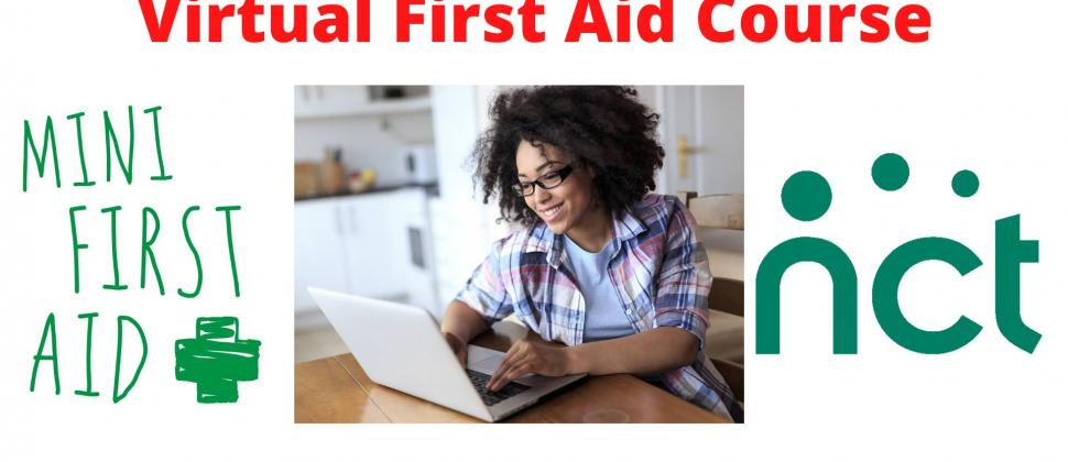 Online First aid course with Mini First Aid