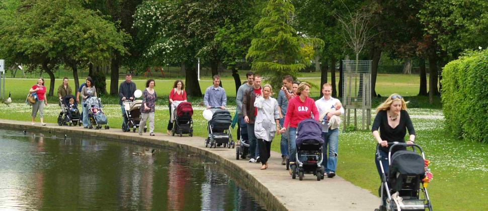 NCT Beckenham BPP Walk and Talk