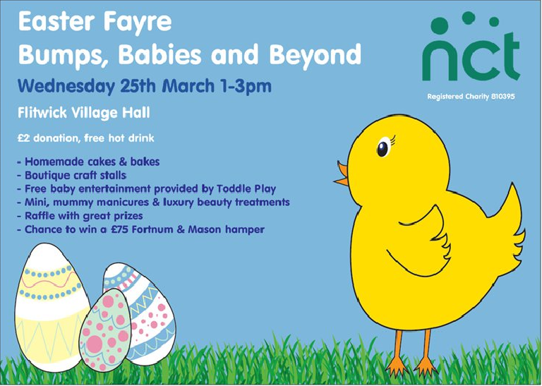 Easter Fayre Poster