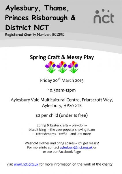 Spring Messy Play