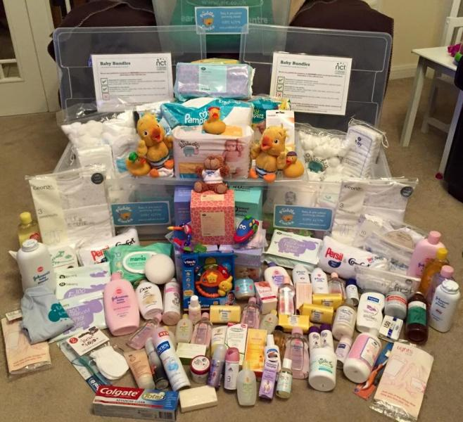 Tunbridge Wells Baby Bundles Initiative Nct