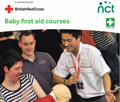 Baby First Aid NCT and Red Cross