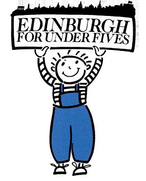 Edinburgh for Under Fives logo